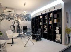 实用设计让爱家书房温馨又时尚
