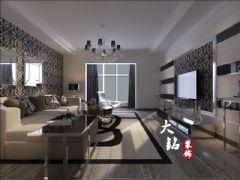 160平新房装修设计古典风格四居室