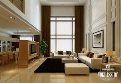 纳帕溪谷设计方案混搭风格别墅
