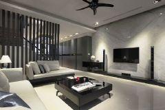 168平现代复式公寓