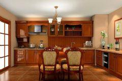 新中式厨房设计方案