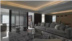 ICC灰色空间现代风格三居室