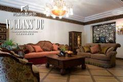 保利十二橡树庄园美式风格方案展示美式风格别墅