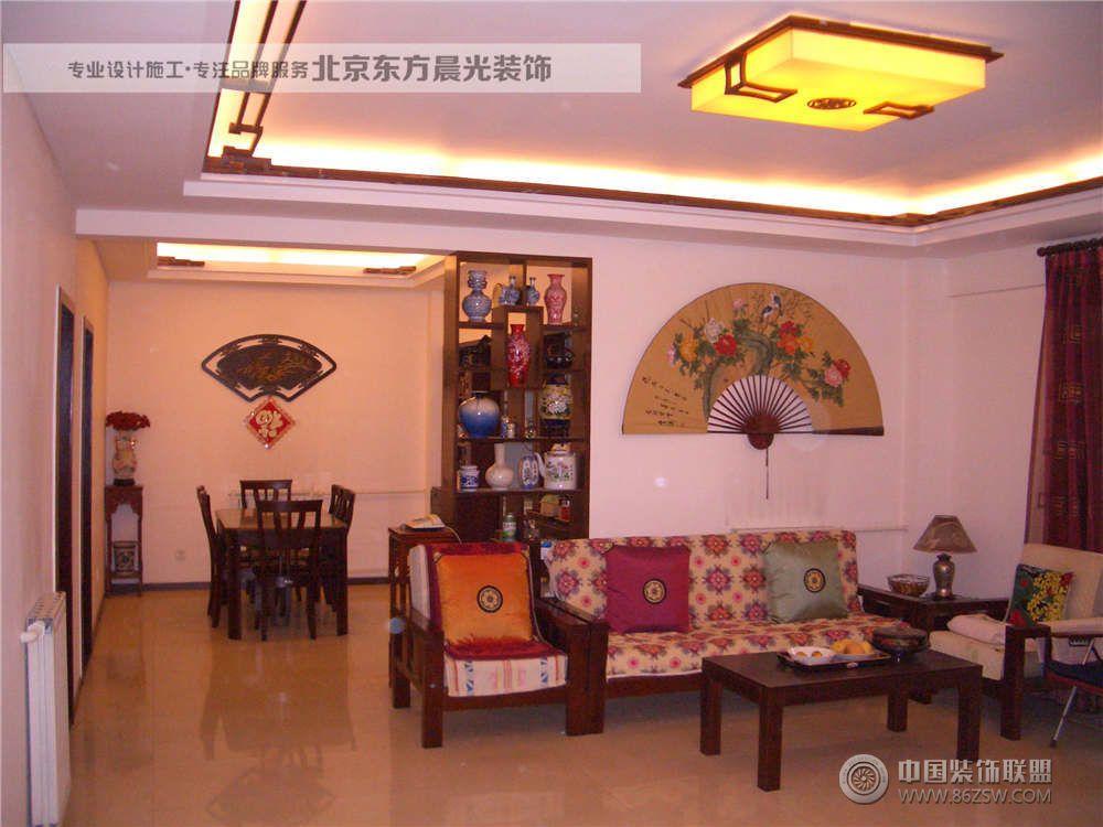 提供服务仿古设计 客厅装修效果图 八六 中国 装饰联盟装