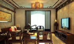 155平新中式温馨美宅