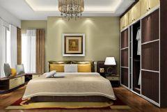 新古典时尚大气卧室设计