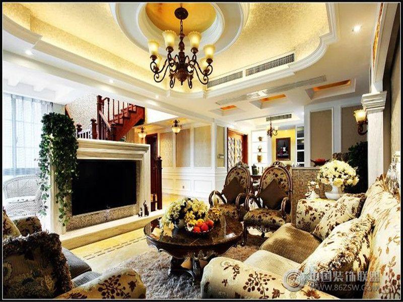 设计理念: 成都尚层装饰别墅装修设计师案例说明:业主是一对老夫妻,这套房子是用来养老住的,辛苦了一辈子选择在成都这个宜居的城市养老,安度晚年。喜欢欧式风格,要求奢华大气点。但是温馨、舒适肯定是必不可少的。设计师和免费设计方案咨询电话:156-8062-5112 曾经理成都尚层装饰别墅装修高级顾问