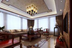 别墅案例中式风格别墅