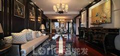 紫晶悦城古典风格三居室