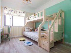 宜家风格儿童房设计方案