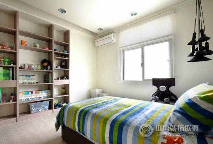 宜家风格儿童房设计方案客厅装修图片