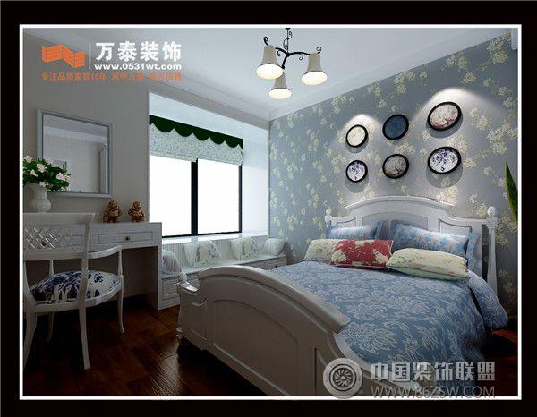 欧式小户型卧室走廊装修效果图