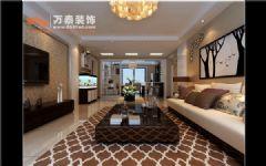 公安厅丽景苑160平现代简约风格现代简约风格三居室