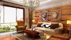 欧式中的经典让你真身体验温暖舒适的家的感觉