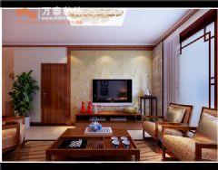 高速花园122平现代简约风格现代简约风格三居室
