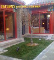 北京仿古四合院设计古典风格