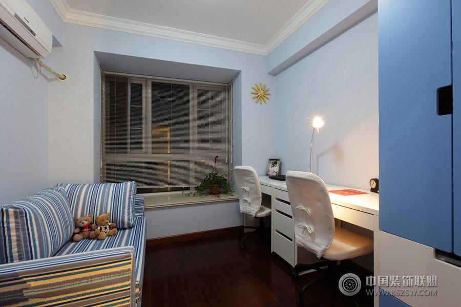 现代简约风格 客厅装修图片