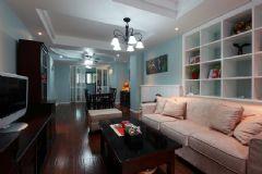 上海慰荣美式美式风格三居室