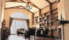美式内涵住宅美式风格大户型