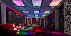 娱乐会所装修设计案例-紫金娱乐会所