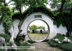 中国院子装修古典风格大户型