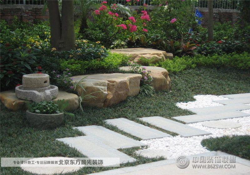 北京中式园林景观田园其它装修图片图片