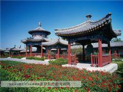 中式园林景观中式风格大户型
