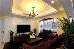 新美式风格美式风格三居室