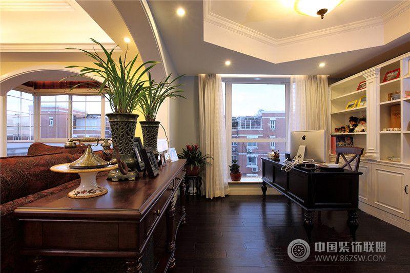 新美式风格美式客厅装修图片