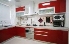 户型厨房装修精彩案例