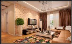 卡布奇诺党云萍3#12703室130平米现代风格三居室