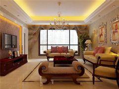 成都尚层装饰别墅装修欧美风格案例(二十七)欧式风格别墅