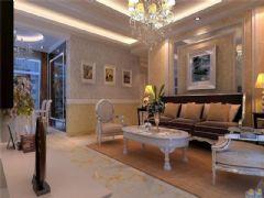 成都尚层装饰别墅装修欧美风格案例(二十八)美式风格别墅