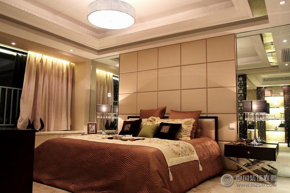 新中式风格的金沙里-卧室装修图片图片