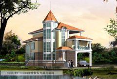 别墅中式装修设计中式风格别墅