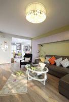 闲适美好家园 140平清新现代三房两厅
