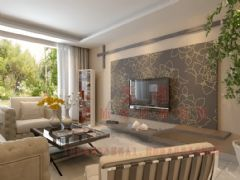 紫晶悦城现代风格三居室