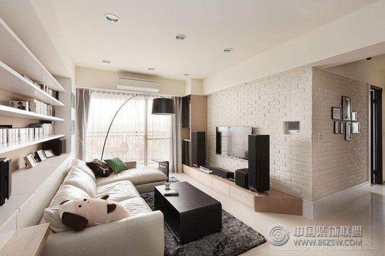 北欧风格客厅装修_北欧风格装修图片客厅