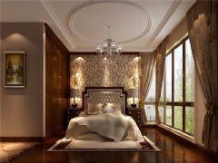 成都尚层装饰别墅装修欧式风格效果图(四)欧式风格大户型