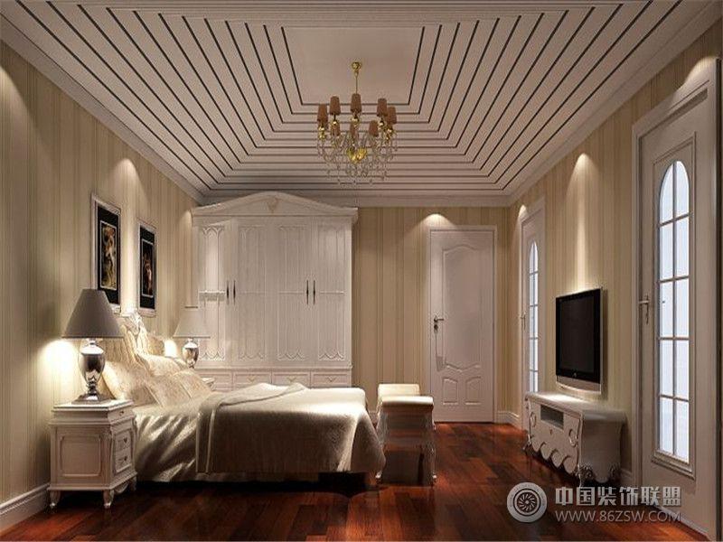 成都尚层装饰别墅装修欧式风格效果图(五)整套大图