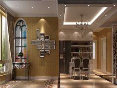 成都尚层装饰别墅装修欧式风格效果图(五)欧式风格别墅