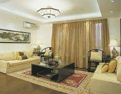 中式中式风格三居室