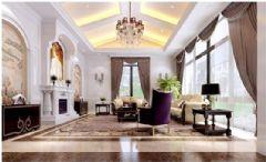 百瑞景御苑别墅欧式风格方案展示欧式风格别墅
