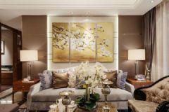 华润悦府220平米户型方案展示现代风格大户型