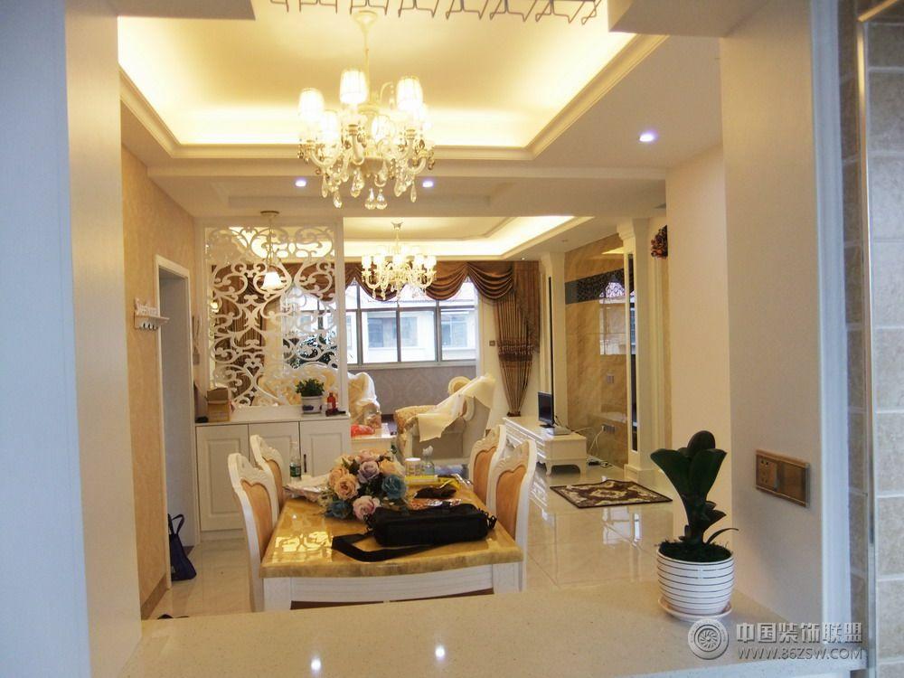 欧式小别墅-卧室装修效果图-八六(中国)装饰联盟装修