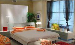 卧室案例现代风格小户型