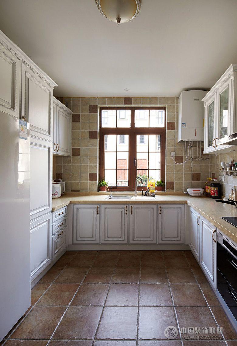 高档欧式风格-厨房装修图片
