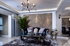 保利拉菲堂皇混搭风格方案展示混搭风格别墅