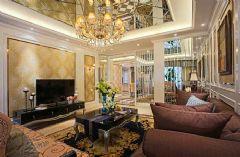 豪华欧式两厅家装图