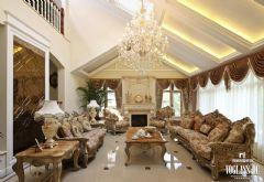 欧式豪宅的定义就是如此大气欧式风格别墅